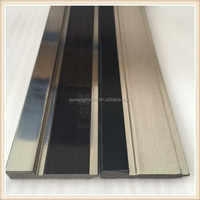 China factory direct wholesale shinny silver ps foam decoration pictures frames moulding