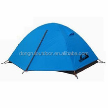 Outdoor 2 Person Beach Sun Fast Open Pop Up Inflatable Camping Tent