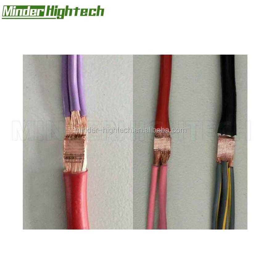 Ultrasonic Power Cord Splice Machine - Buy Cable Welding Machine ...