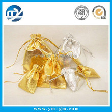 Wholesale Custom Personalized Indian Cheap Organza Bags