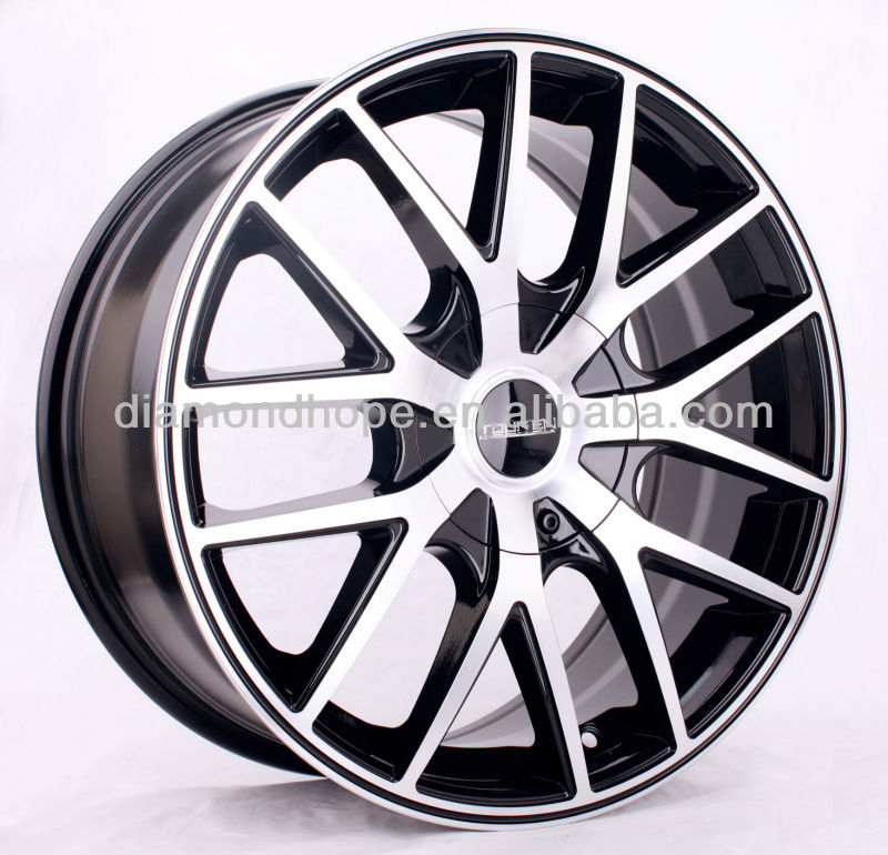 ZW-H712 alloy wheel for car All series