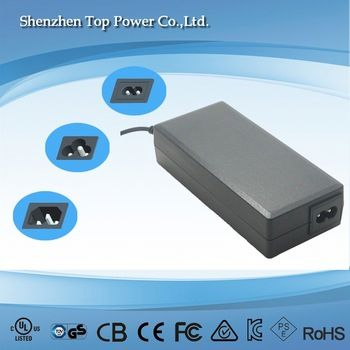 EMC, EMI 5V 5A audio system power supply adapter Nil Interference