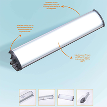 Factory Supply Zone 1,2 T6 CE UL ATEX 18W IP66 Led Explosion Proof Led Lighting Professional Linear Light