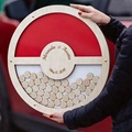 custom Pokemon Wedding Guest Book