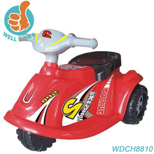 Cheap mini motorcycle electric cars made in china for kids with charging protection WDCH8810