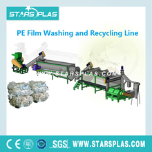Plastic PP PE Film cleaning/washing recycling line