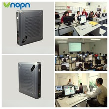 X86 intel core i3 3217U VMware citrix thin client with wifi DDR3 4G RAM Plastic case Mini desktop pc