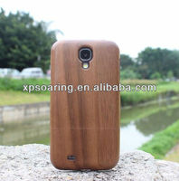 natural wood For Samsung Galaxy S4 i9500 wood case cover