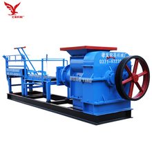 Vacuum Extruder Auto Fully Automatic Burned Fired Green Red Mud Soil Clay Brick Making Machine