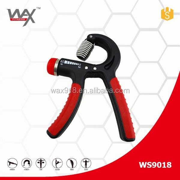 NANTONG FACTORY Wholesale Adjustable strength Equipment Exercise Hand Grip
