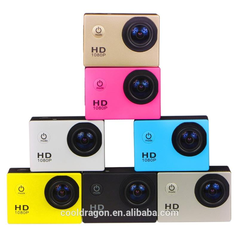 wholesale 1080 p mini action camera f23 China Factory