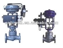 Cage guide control valve