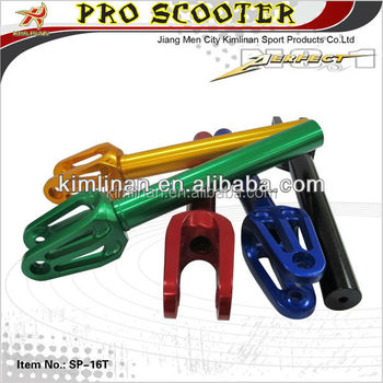 High End Pro Scooter Fork, Alu Scooter Fork, aluminum scooter fork