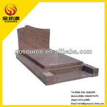 new design granite flat tombstone