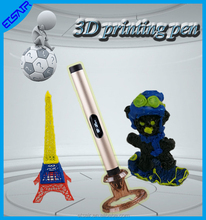 Newest 3D Drawing Pen Generation 3 Hot Innovation Toy 3D Pen Sets