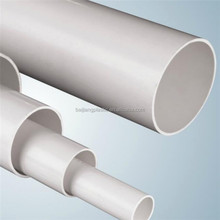 Small Diameter U-PVC Water Supply Pipe Plastic Tube