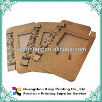 Kraft Paper Box,Recycled paper box,Paper storage box