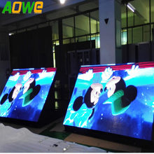 waterproof LED screen p5/p6/p8/p10 high brightness SMD led screen p10 exterior led display