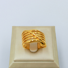 2018 popular ODM fashion jewelry wholesale custom hot sale gold ring
