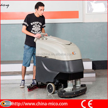 For intelligent hand held floor washing scrubber machine