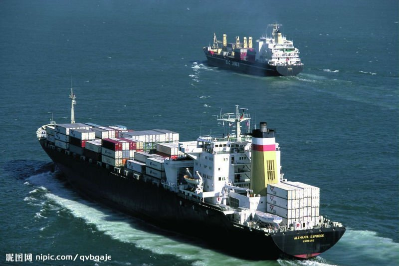 Cargo shipping from ports of China to Kandla