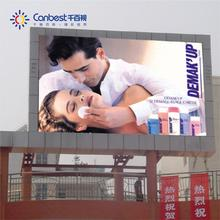 CANBEST HD P6 waterproof high brightness stadium clock led display