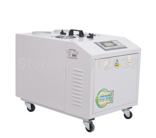 Double tubes 9kg/h commercial humidifier, best quality automatic ultrasonic humidifier for sale