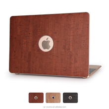 "Wholesale Ultra Slim Wood Grain Case Hard Cover for Macbook 12"" with Retina"
