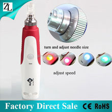 ZL Auto Micro needle Therapy System Tattoo Permanent Skin Pen