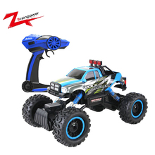 Hot sale professional 1:14 2.4G 4WD high speed rc electric climbing car