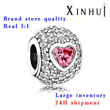 XINHUI 2017 hot imitazione fit pandoras charms factory wholesale 1:1 DIY bead
