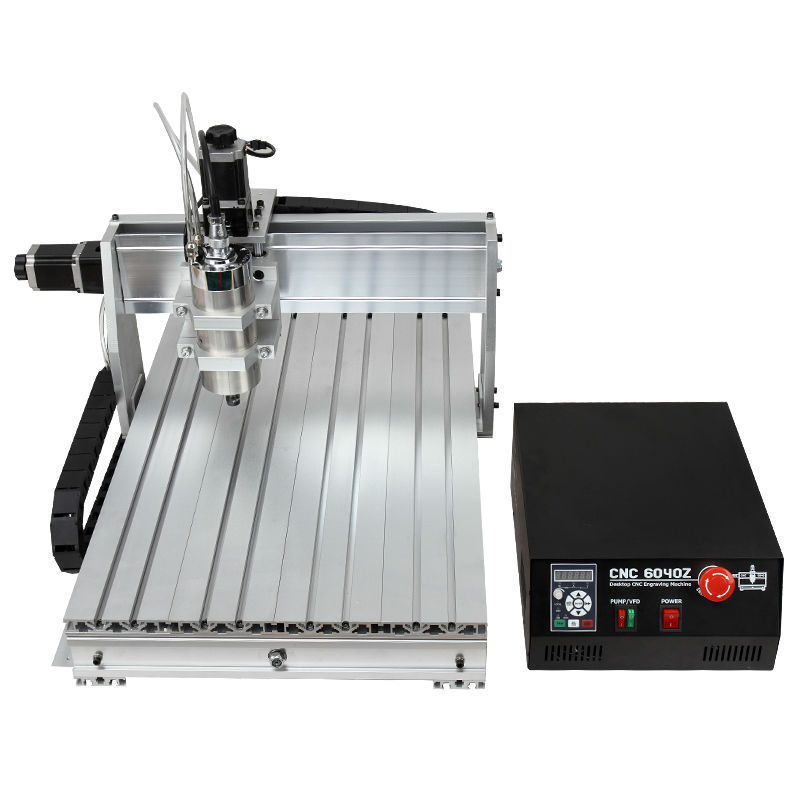 Uk Ship Latest 2200w Spindle Ball Mini Cnc 6040 3 Axis Router Engraver Machine For