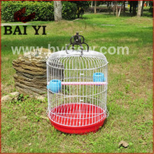 Wicker Wire Mesh Outdoor Bird Cage Flat Pack