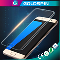 2016 Newest! 9H Full Coverage Tempered Glass Screen Protector for Samsung Galaxy S7/ S7 Edge
