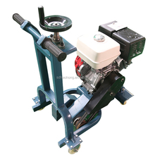 high performance highway pavement notching machine