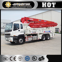 Good price XCMG HB37B truck mounted concrete pump on sale