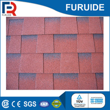Wholesale cheap manufactured color roofing material asphalt shingles