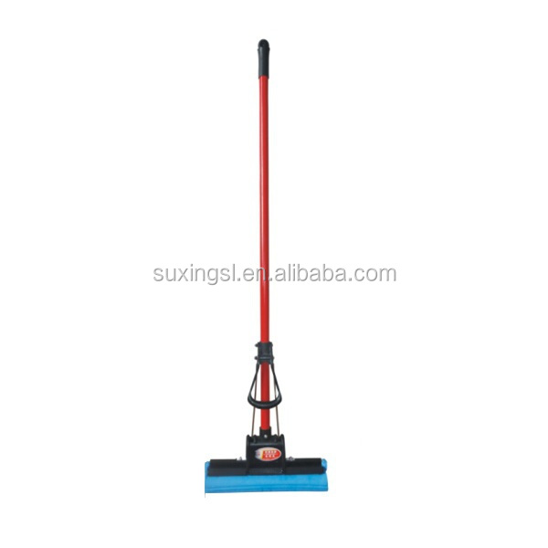 simple design pva magic cleaning sponge mop