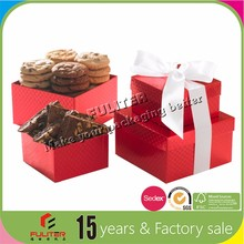 Newly custom decorative packaging supplies for cookies