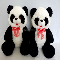 The new 2015 42 cm hot selling style of South Korea velvet plush toy panda