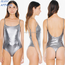 Fashion ladies Lycra Latex Body Suits Full Female Body Suit For Women Hot in US U Back Bodysuit