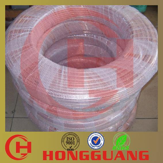 Best machinability High purity pipe c1220 copper