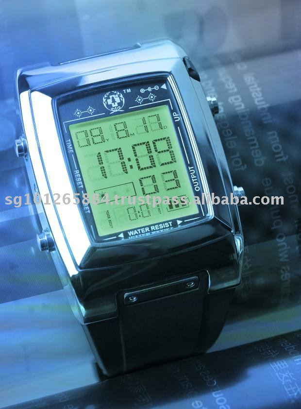 BaiJiaYi Watch Type Laser Treatment Device