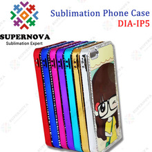 High Quality Sublimation Diamond Case for iPhone 5