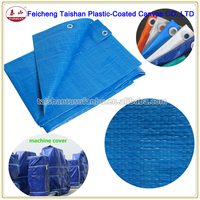 Heavy Duty Lightweight PE Tarpaulin Ground Sheet Polyethylene Waterproof Cover