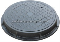 customized die casting concrete sewer manhole cover