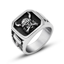 YiWu Jewelry Stainless Steel Manufacturers Direct Selling Cow Ring New Wholesale 2017