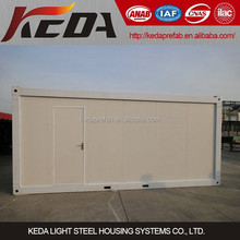 china prefabricated homes/modular container house/movable kiosks