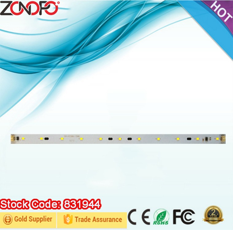 6w 220v high voltage constant current driver and LED together linear light ceiling light dimmable smd 5730 ac module