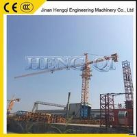 New coming economic qtz80a tower crane for sell